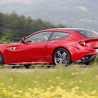 2014 Ferrari FF — Cisa Pass, Italy by Pavle