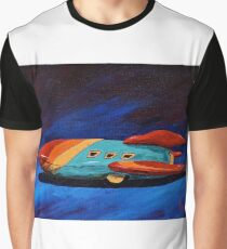 Space Racer Graphic T-Shirt