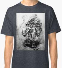 Steampunk Gnome Classic T-Shirt