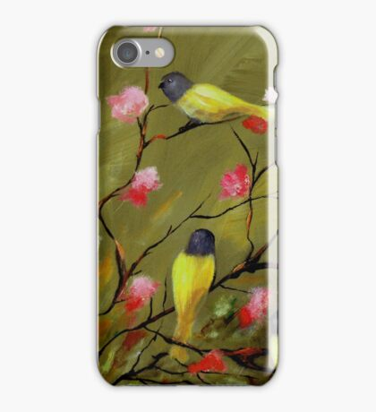 Three Tweets iPhone Case/Skin