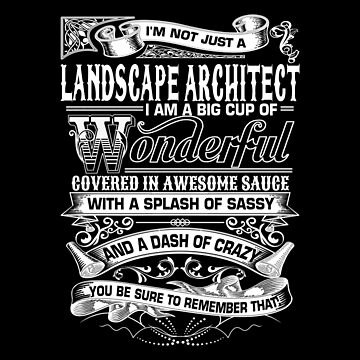 Architect - Landscape Architect by melissagordon