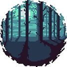 Forest by Panda-Siege