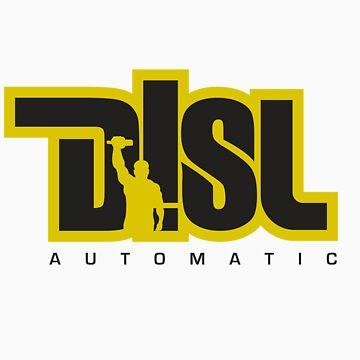 DISL Automatic - GOLD by DISLautomatic