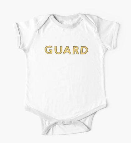 The Guard  Kids Clothes