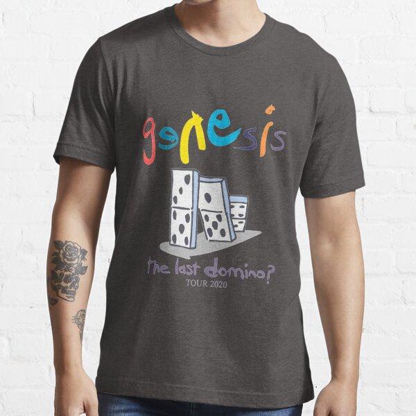 Das letzte Domino Genesis   Geschenkhemd Essential T-Shirt
