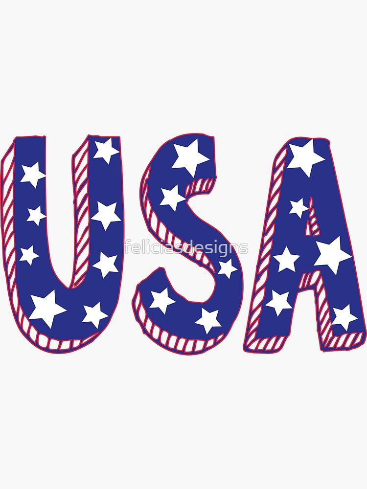 USA by feliciasdesigns