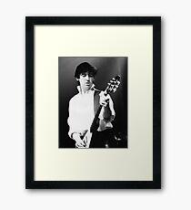 Chris Spedding Framed Print