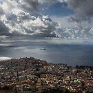 Drama in the Sky of Naples by Georgia Mizuleva