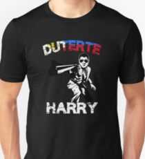 Duterte Harry Unisex T-Shirt