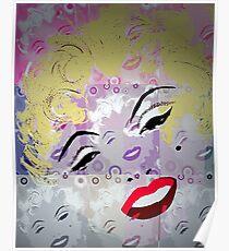 Marilyn Pop Art Poster