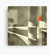 window 620 Canvas Print