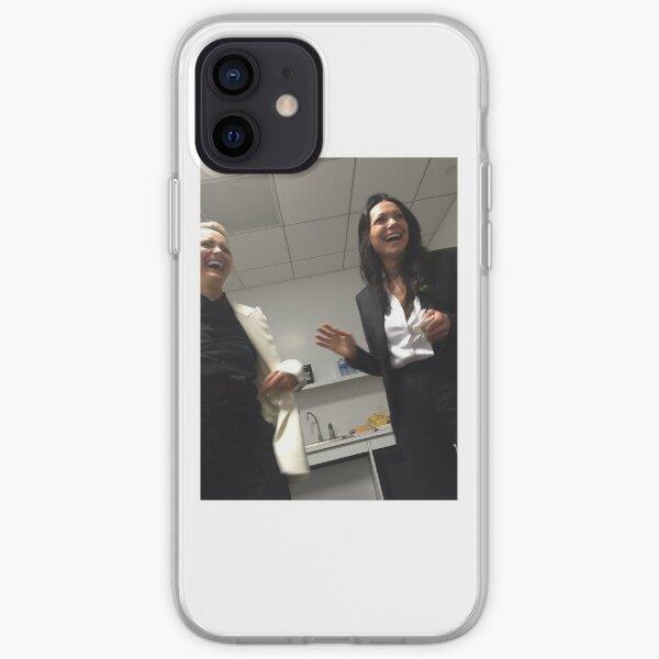 Taylor Schilling y Laura Prepon Funda blanda para iPhone