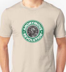 Anonymous Revolution 2014 T-Shirt