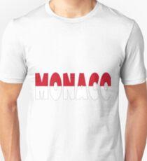 Monaco Unisex T-Shirt