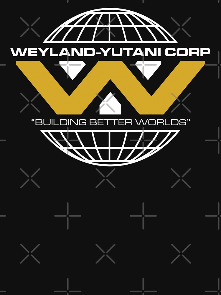 The Weyland-Yutani Corporation Globe - Clean | Unisex T-Shirt