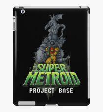 Vinilo o funda para iPad Super Metroid