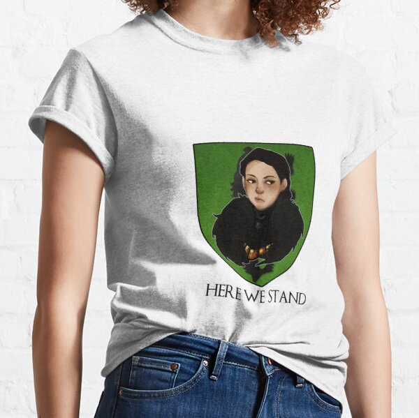 Lady Lyanna of the House Mormont Classic T-Shirt