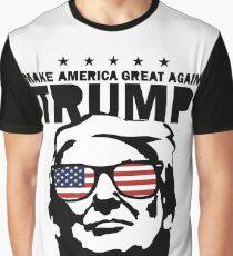 Donald Trump Make America Great Again Shirt Graphic T-Shirt