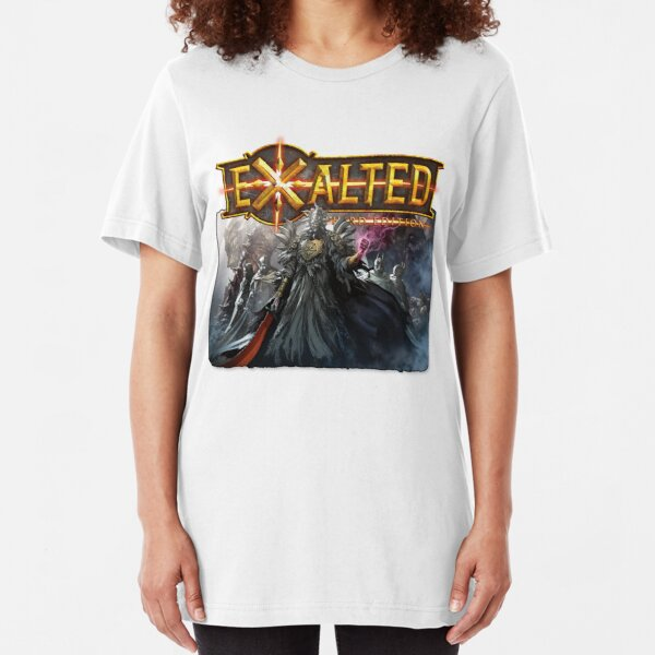 Exalted Art: Mask of Winters Slim Fit T-Shirt