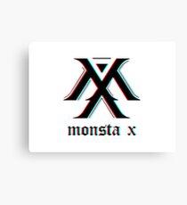 Monsta X 3D Canvas Print