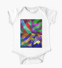 Psychedelic Panels  Kids Clothes