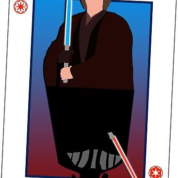 Star Wars Playing Card by TOMGBRETT