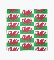 Flag of Wales  Scarf