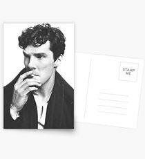 Cumberbatch Postcards