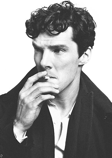 Cumberbatch by zaraha .