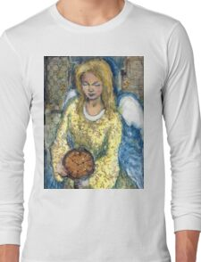 angelic time Long Sleeve T-Shirt