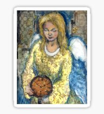 angelic time Sticker