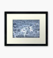 Narnia Too Framed Print