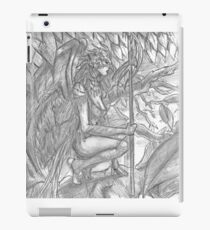 Song Elf in tree iPad Case/Skin