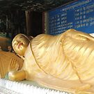Golden Buddha  by mikequigley