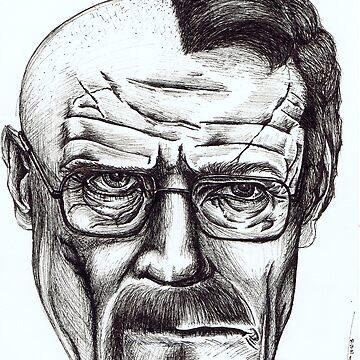 Heisenberg VS Walter White by MaryaSaraS