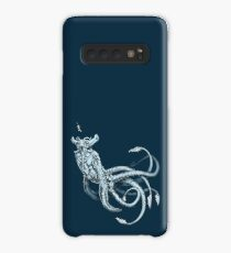 Sea Emperor Transparent Case/Skin for Samsung Galaxy