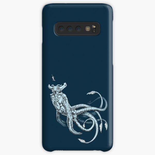 Sea Emperor Transparent Samsung Galaxy Snap Case
