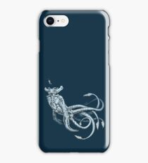 Sea Emperor Transparent iPhone Case/Skin
