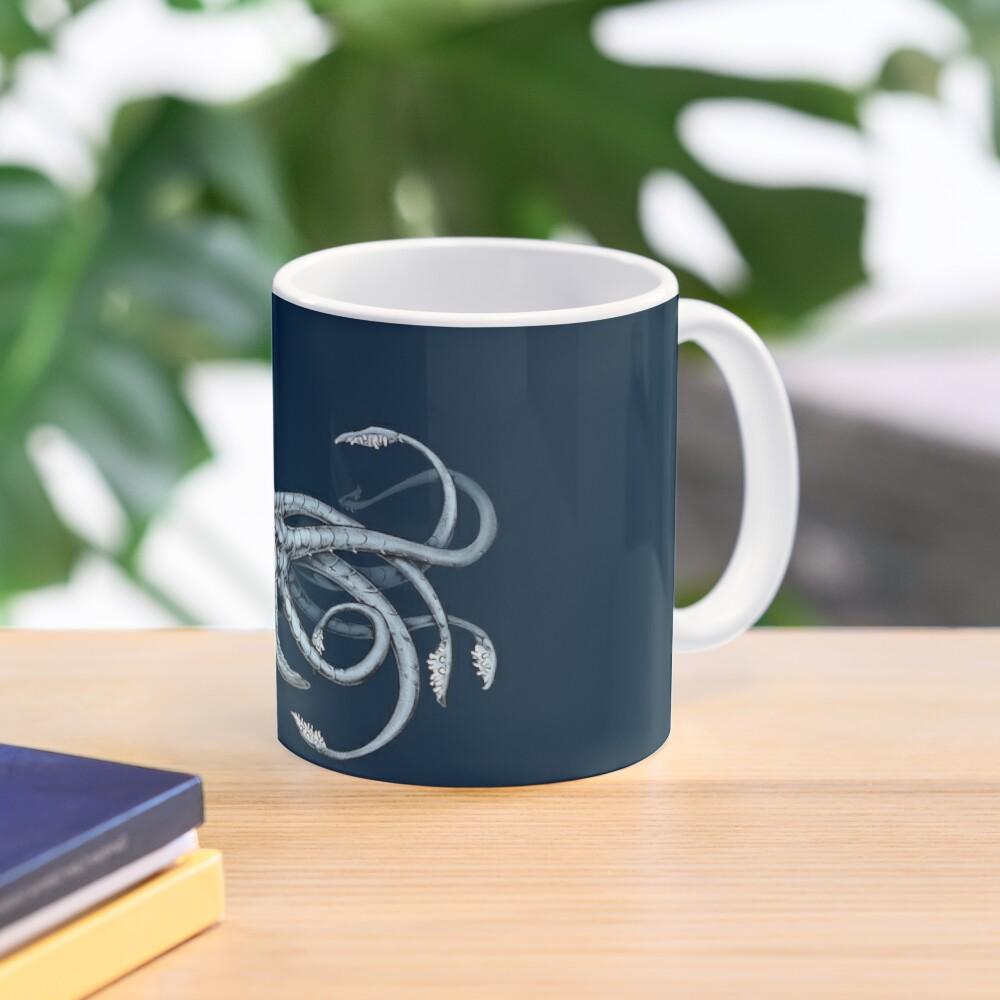 Sea Emperor Transparent Mug