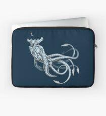 Sea Emperor Transparent Laptop Sleeve