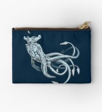 Sea Emperor Transparent Studio Pouch
