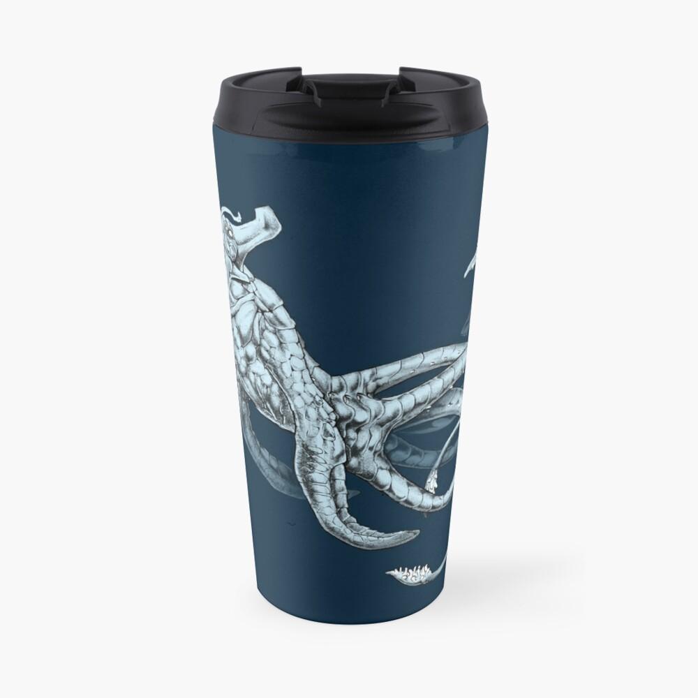 Sea Emperor Transparent Travel Mug