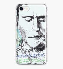 Fitzgerald iPhone Case/Skin
