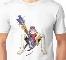 FLCL fooly cooly anime Haruko Haruhara Unisex T-Shirt