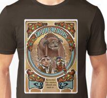 Labyrinth Art Nouveau Tribute Unisex T-Shirt
