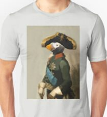 Emperor of Puffins - Anthropomorphic Composite Unisex T-Shirt