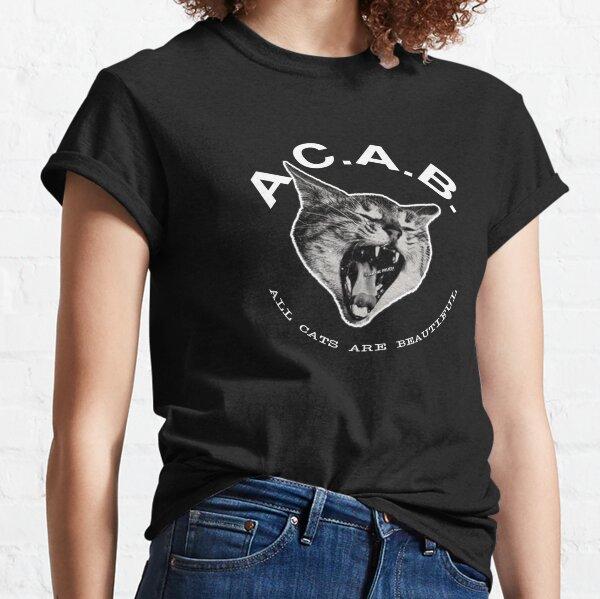 ACAB - Tous les chats sont beaux T-shirt classique
