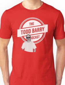 The Todd Barry Podcast T-Shirt Unisex T-Shirt