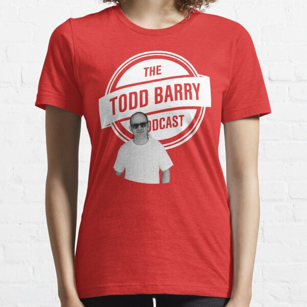 The Todd Barry Podcast T-Shirt Essential T-Shirt