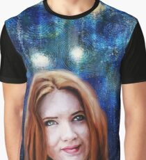 Starry Night Graphic T-Shirt